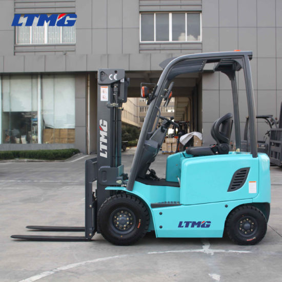 Mini Forklift Factory Directly 1.5 Ton Electric Forklift Truck