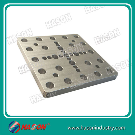 Alloy Precision Mold/Die 6063 6061 Aluminum/Metal CNC Machining Part pictures & photos
