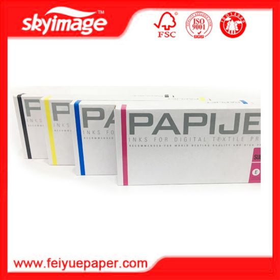 Papijet High Quality Sublimation Ink for Textile Printing pictures & photos