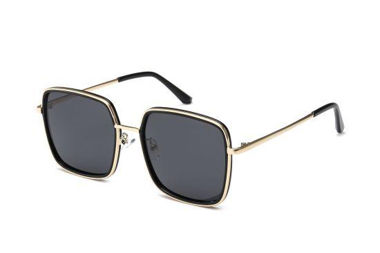 Fashion Square Oversized Sunglasses, New Design Eyewear Frame
