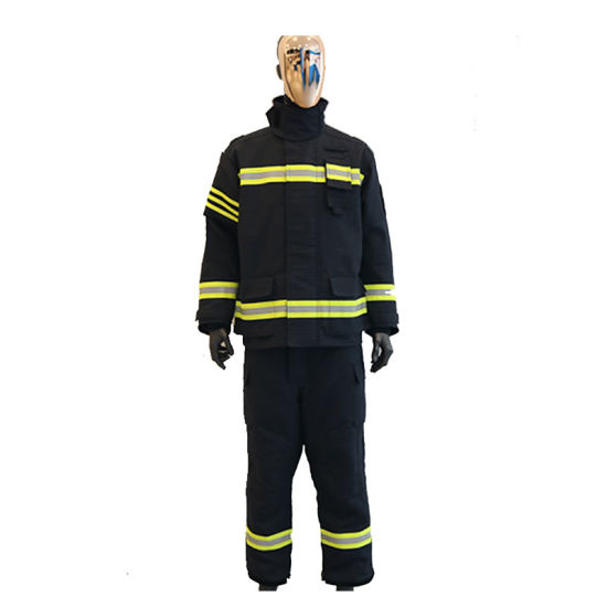 Safety Fire Retardant Coverall Fire Fighting Suit Protection Suit