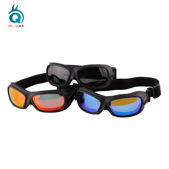 2019 Motorcycle Goggles with Adjustable Vent