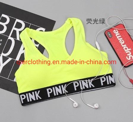Gym Women Fashion Bra Body Fit Sport Clothes Sexy Sportswear Yoga Underwear
