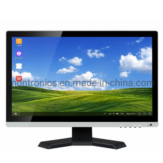 21.5 Inch Wall Mount Wireless Touch Screen LCD Monitor