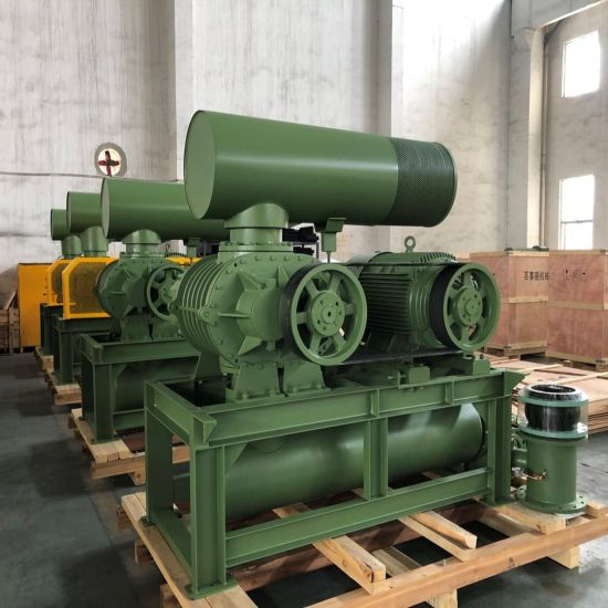 10-80kpa High Power Three Roots Air Blower Bk9020 (18.5kw)