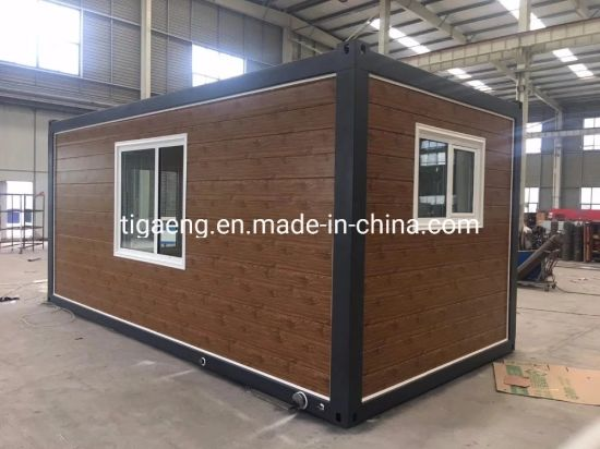 Low Cost Portable Ready Made Prefab Modular Residental Flat Pack Container House