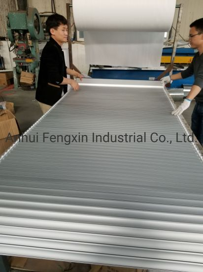 Roll up Door Used for Fire Truck and Trailer Truck