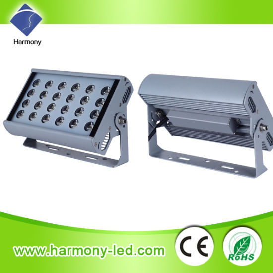 2016 Best Effect Hot 18*1W Projection LED Flood Light pictures & photos