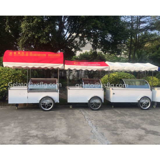 2016 Commercial Ice Cream Cart pictures & photos