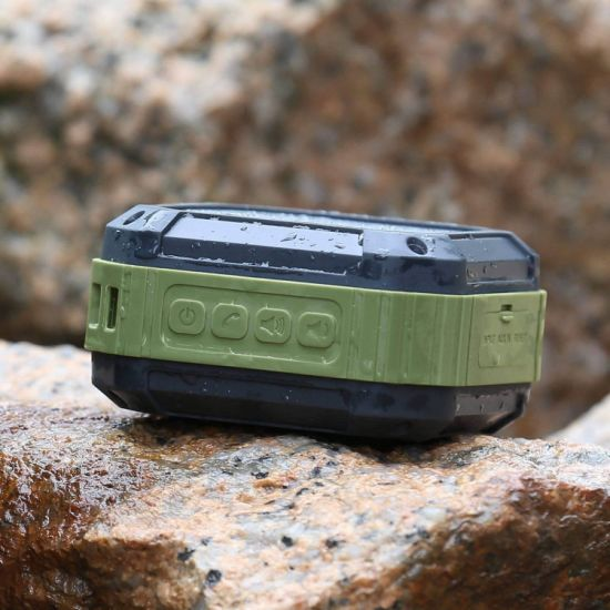 Mini Portable Bluetooth Wireless Multimedia Speaker for Outdoor pictures & photos