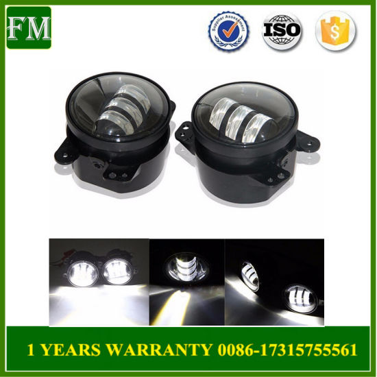 30 Watts Fog Light For Jeep Wrangler Unlimited Rubicon Parts