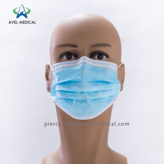 disposable face mask filter