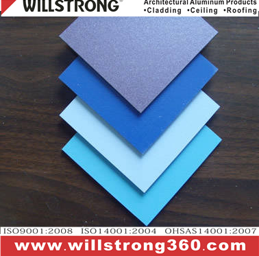 Willstrong Aluminum Panel for Outdoor Signboard pictures & photos