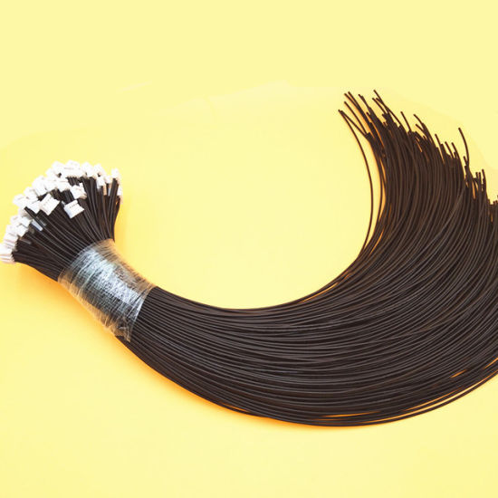 Jst pH2.0 4pin to Open Black Pigtail Wire