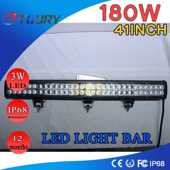 41inch CREE Auto LED Lamp Bar Light Ce FCC 180W