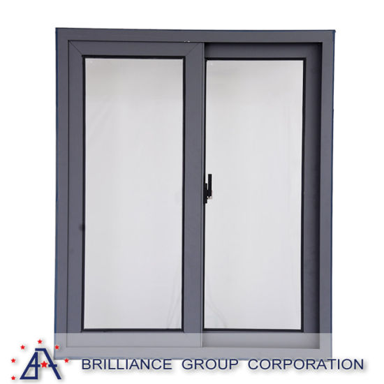 Gentil China Manufacturer OEM Aluminum Sliding Glass Door Window Tint Standard