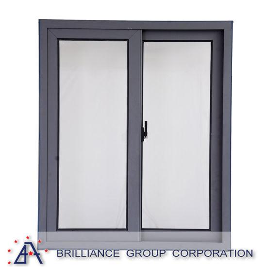 China Manufacturer Oem Aluminum Sliding Glass Door Window Tint