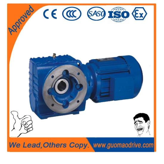 Best Quality 18.5kw 1450rpm Helical Worm Speed Motor Reducer