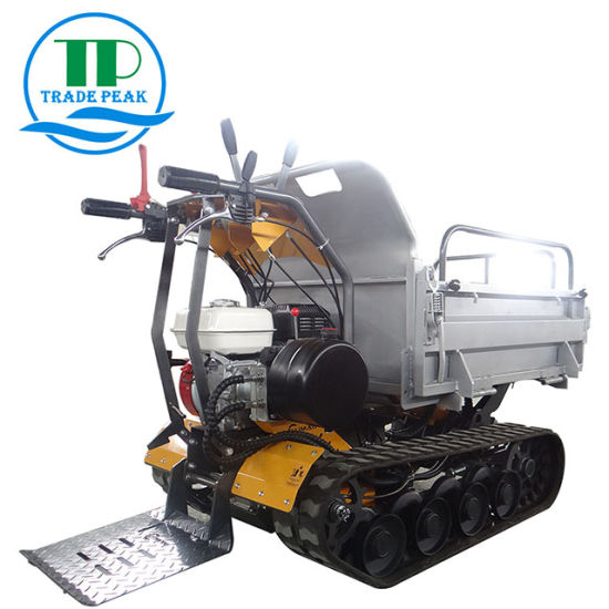 1 Year Warranty and Crawler Loader Moving Type Mini Track