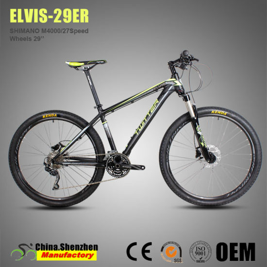 Cheap Alivo M4000-27speed Aluminum Alloy Mountain Bike 29er Bicycle pictures & photos
