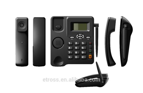 GSM Type GSM Phone, Fixed Wireless Phone OEM Support pictures & photos