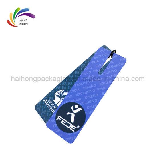 New Design Custom Wholesale Hot Sale High Quality Fashion Apparel Hang Tags