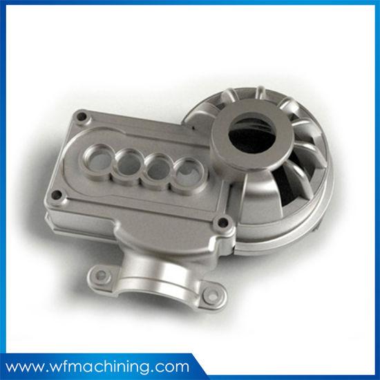 TUV/SGS Light Weight Aluminum Die Casting Aluminum Housing Parts