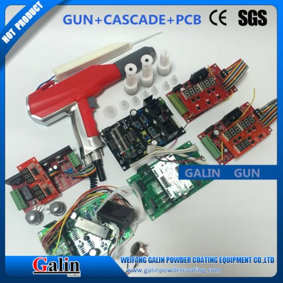 Circuit Board + High Voltage Cascade +Powder Coating Gun Accessories pictures & photos