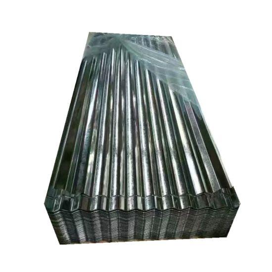 Metal Sheet Zinc Coated Galvanized Corrugated Metal Roof Sheet