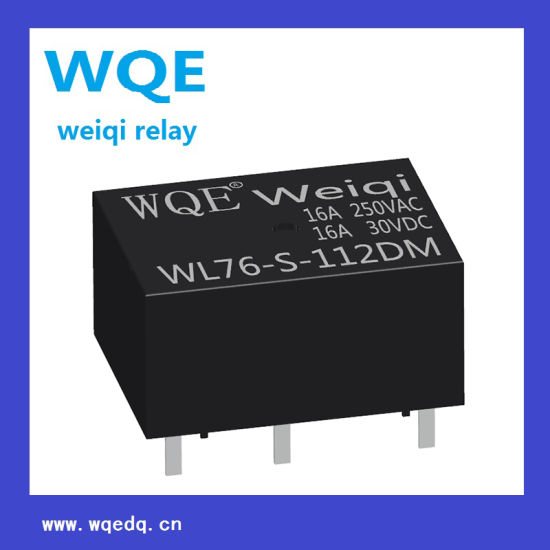 Miniature Size Power Relay for Household Appliances &Industrial Use