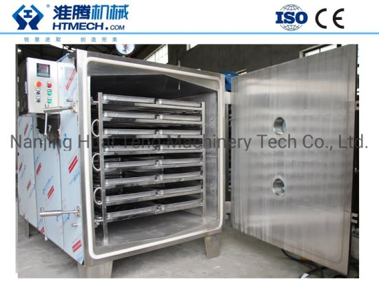 High Quality Stainless Steel Low Temperature Vacuum Drying Oven for Chemical Industry