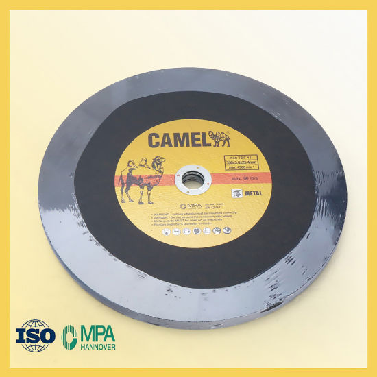Safe Cutting Wheel with 14 Inch Diameter