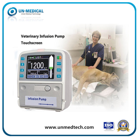 Multi-Function Infusion Pump for Veterinary Clinic
