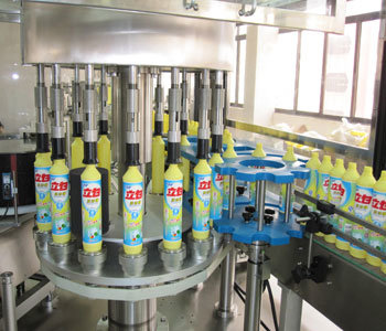 Hot Melt Glue Wrap Around Labeler Machine pictures & photos