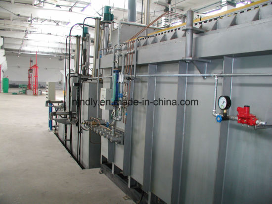Hardening and Tempering Furnace for Steel Castings pictures & photos
