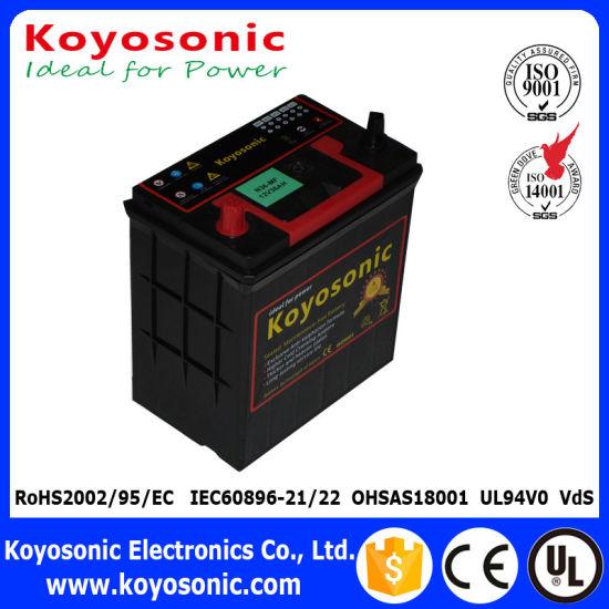 Rechargeable 12V Battery 12V Car Battery Automotive Battery