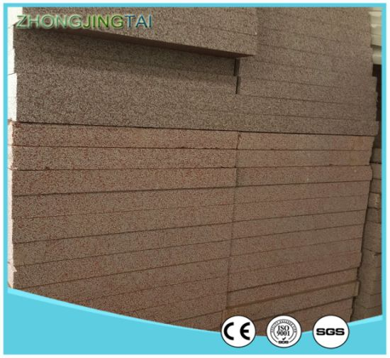 ISO Certificated Color Steel Sandwich Panel, Rockwool Sandwich Panel for Wall pictures & photos