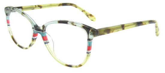 Latest New Design Acetate Eyewear Eyeglass Optical Frame pictures & photos