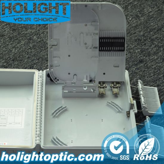 Fiber Optic Distribution Box for The Distribution and Terminal Connection pictures & photos