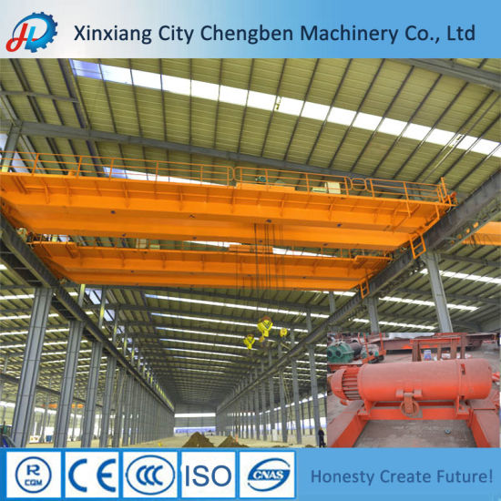 Rich Exporting Experience Double Beam Overhead Electric Mechanical Crane pictures & photos