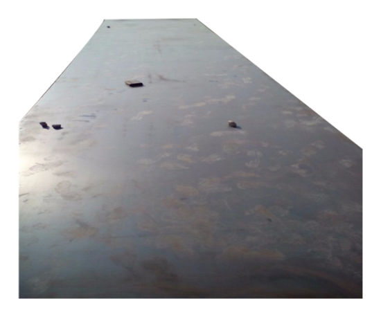 S355j0wp Corten a Hot Rolled Corten Steel Plate for Bridge