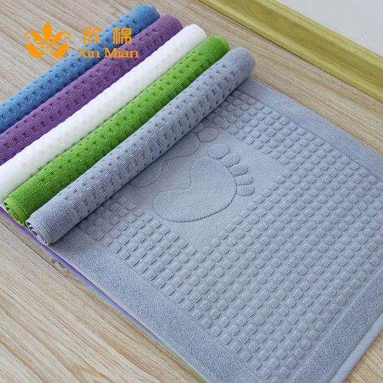 Indoor Cotton Bath Floor Mats Rugs