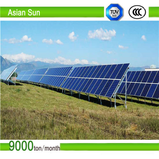 Dual Axis Solar Panel Brackets for Energy System pictures & photos