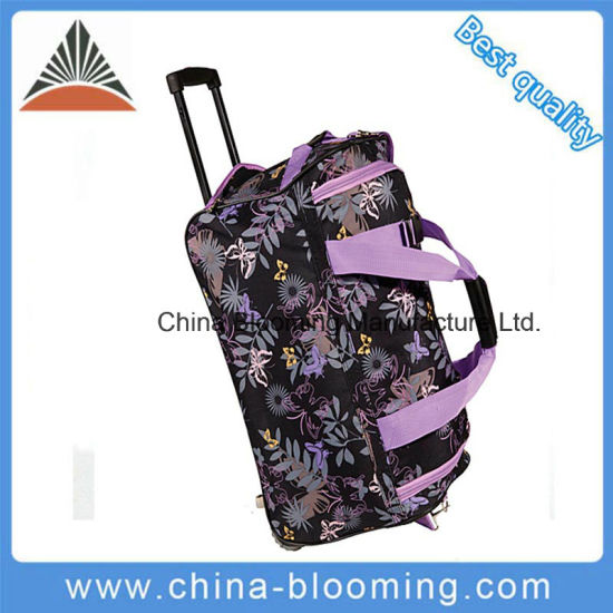 Travel Outdoor Sports Trolley Wheeled Suitcase Holdall Luggage Bag pictures    photos 1d5311c10b343
