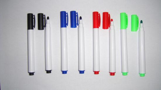 Multi-Colored Dry Erase Marker in Mini Size