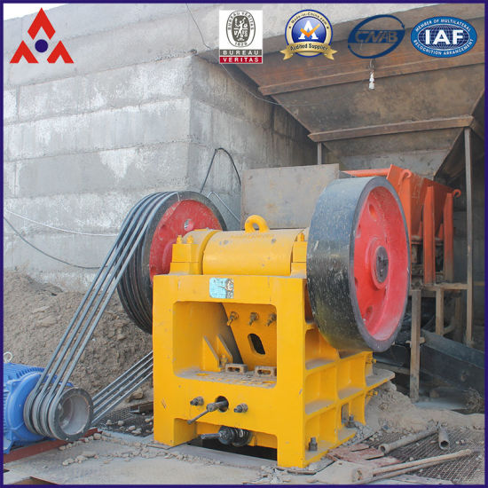 PE Series Large Capacity Rock Jaw Crusher pictures & photos