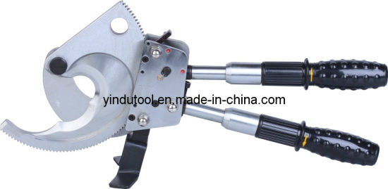 Cu-Al Ratchet Cable Cutter (XD-75A) pictures & photos