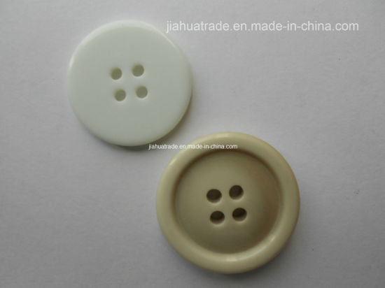 High Quality Round Resin Button