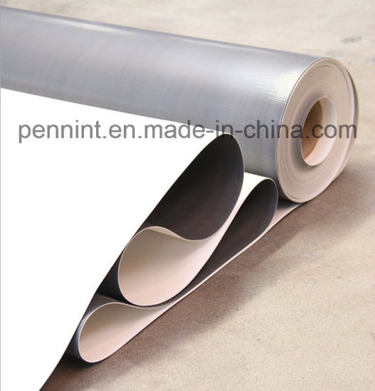 Self-Adhesive High Reflective Tpo Single Roofing Waterproof Membrane pictures & photos