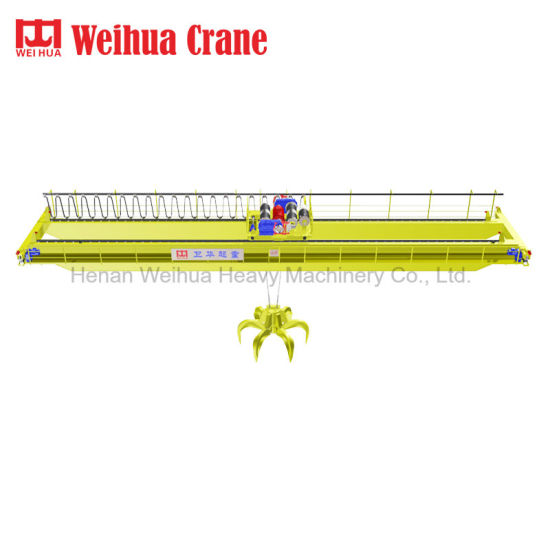 Grab Type Double Girder Overhead Crane